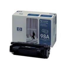 HP 92298A (98A) Siyah Lazer Muadil Toner